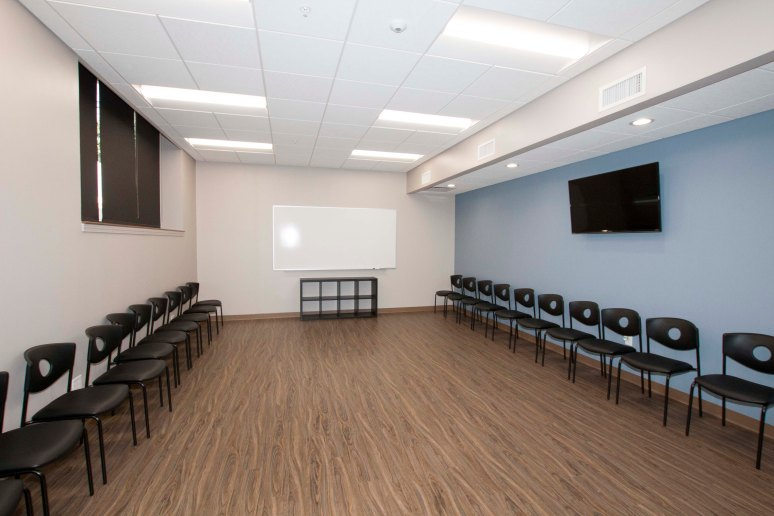 Brightview Cincinnati Center Group Counseling Room