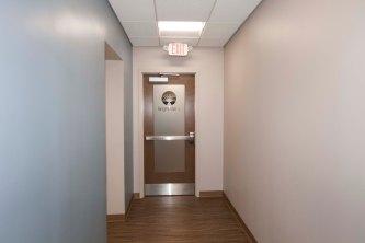 Brightview Cincinnati Center Interior Door