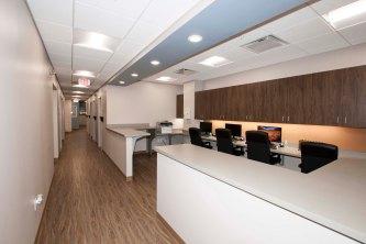 Brightview Cincinnati Center Nurses Station