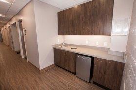 Brightview Cincinnati Center Screening Bathroom Break Area