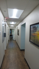 Brightview Fairfield Location Clinical Hallway